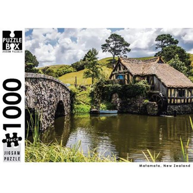 Puzzle Master 1000pc: Matamata