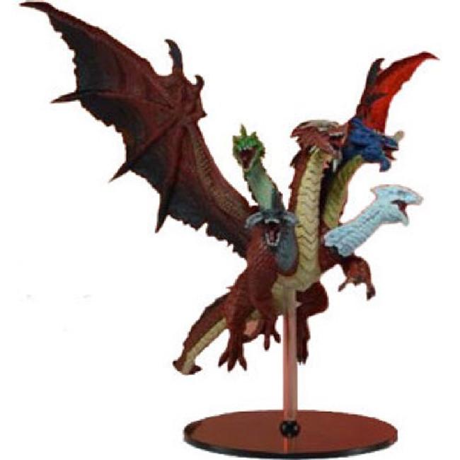 Dungeons & Dragons IotR: Tiamat