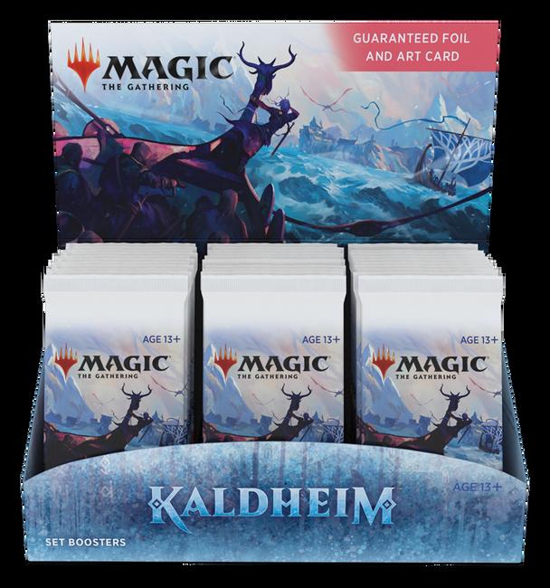 Kaldheim Set Booster Box & Buy a Box Promo Pre Order