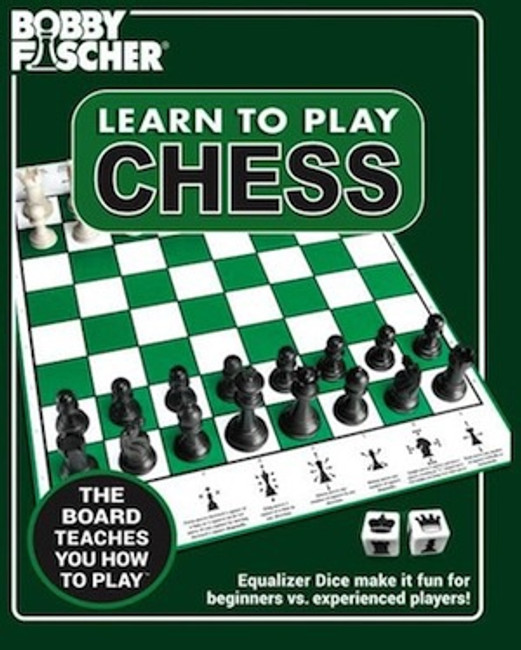 Bobby Fischer - Learn to Play Chess