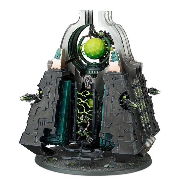 49-09 Necrons: Monolith