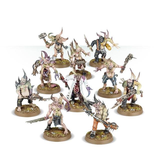 43-76 Death Guard: Poxwalkers