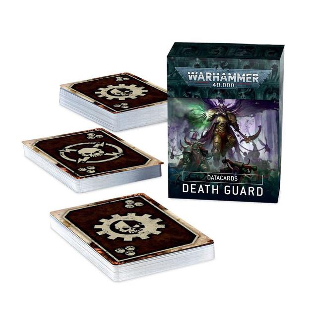 43-04 Datacards: Death Guard 2021