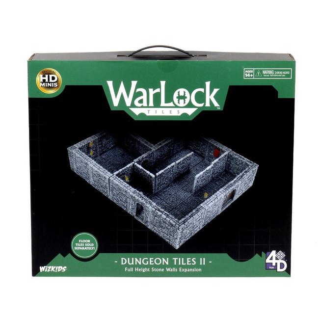 Warlock Tiles: Dungeon Tiles II - Expansion