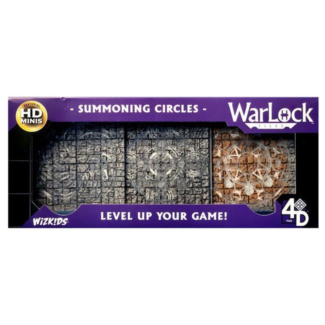 Warlock Tiles: Summoning Circles