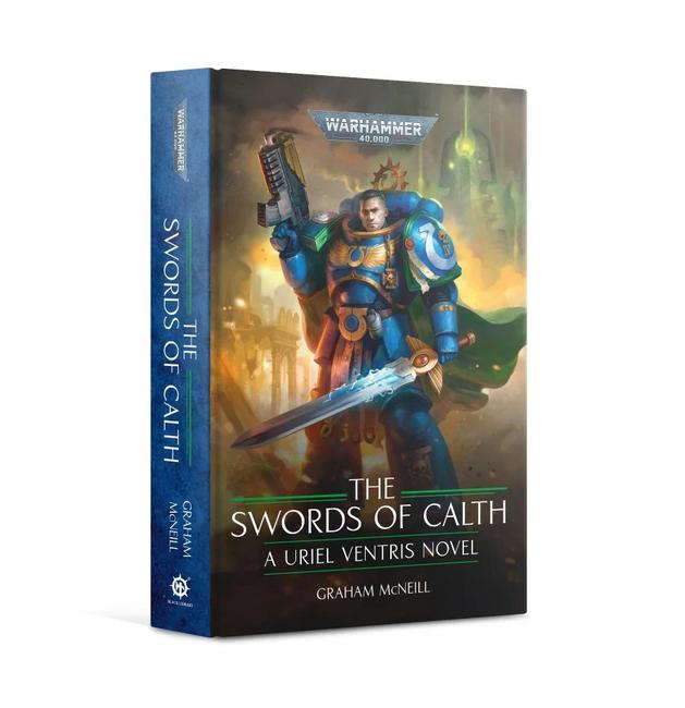 BL2893 Uriel Ventris: The Swords of Calth HB