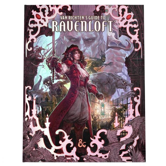 Van Richten's Guide to Ravenloft Exclusive Edition