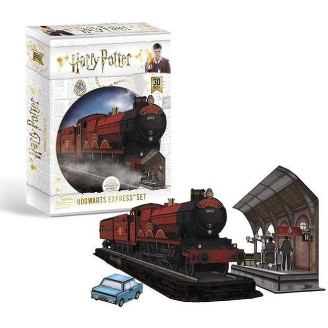 3D Harry Potter Puzzle – Hogwarts Express