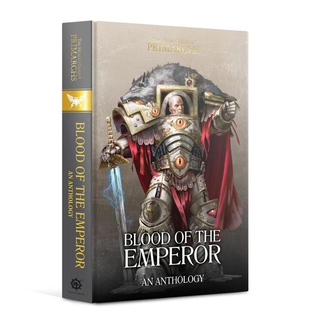BL2879 Primarchs: Blood of the Emperor HB