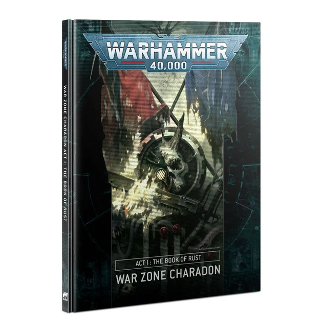 40-18 Charadon: Act 1 Book of Rust HB