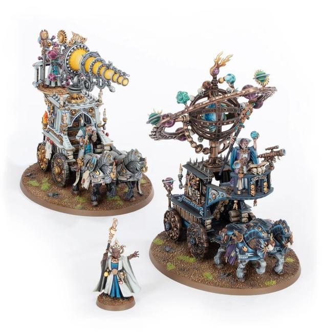 86-24 Broken Realms: Xintil War-Magi