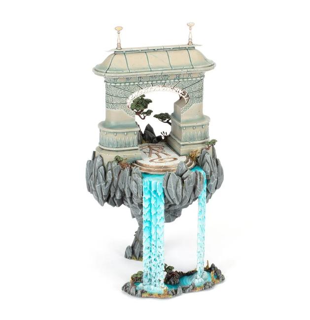 87-65 Lumineth Realm-Lords: Shrine Luminor
