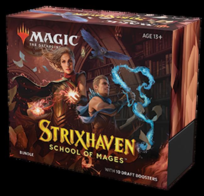 Strixhaven School of Mages: Bundle