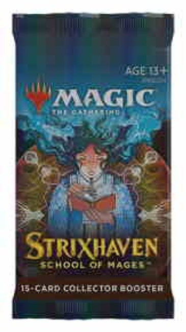 Strixhaven School of Mages: Collectors Booster
