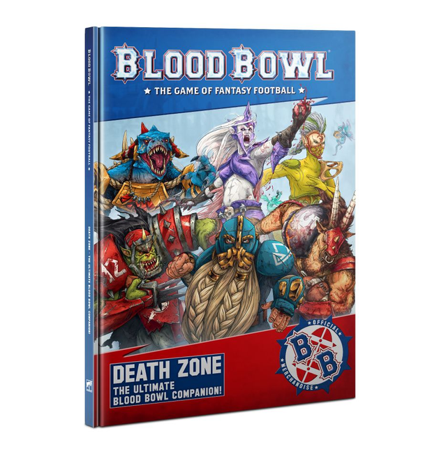 200-05 Blood Bowl: Death Zone HB
