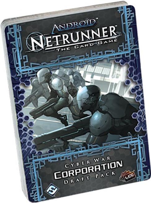 Netrunner: Cyber War Corp Draft Pack