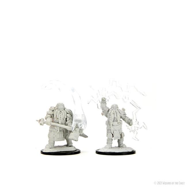 Dwarf Cleric Male W14