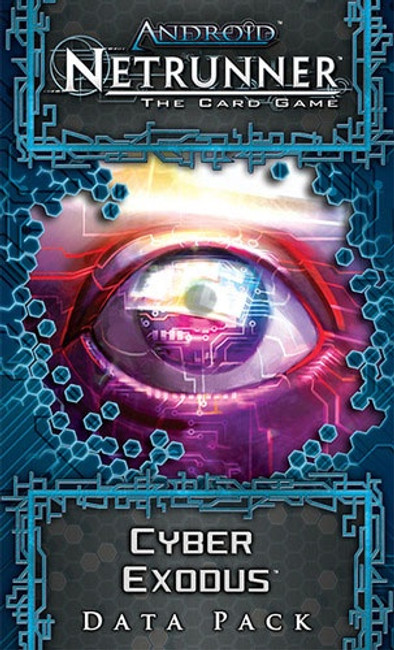 Netrunner: Cyber Exodus