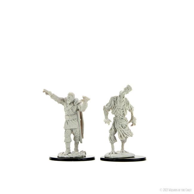 Scarecrow & Stone Cursed - W14