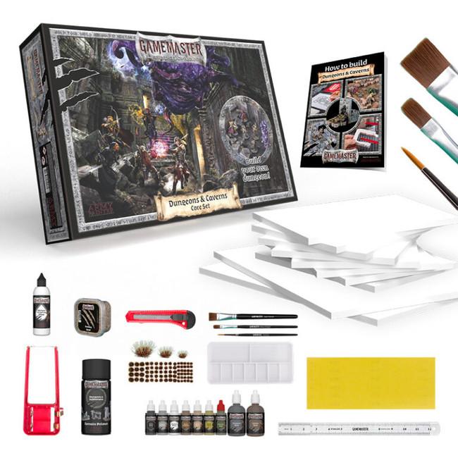 Dungeons & Caverns Core Set