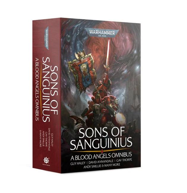 BL2889 Sons of Sanguinius: Adeptus Blood Angels Omnibus