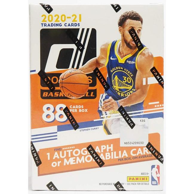 2020-21 Donruss Basketball Blaster Box