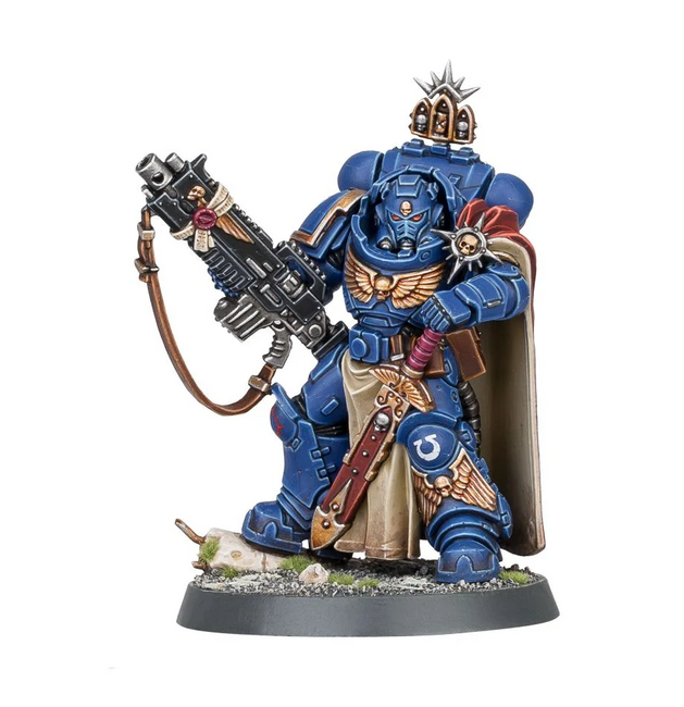 48-48 SM Captain with Master Crafted Bolt Rifle