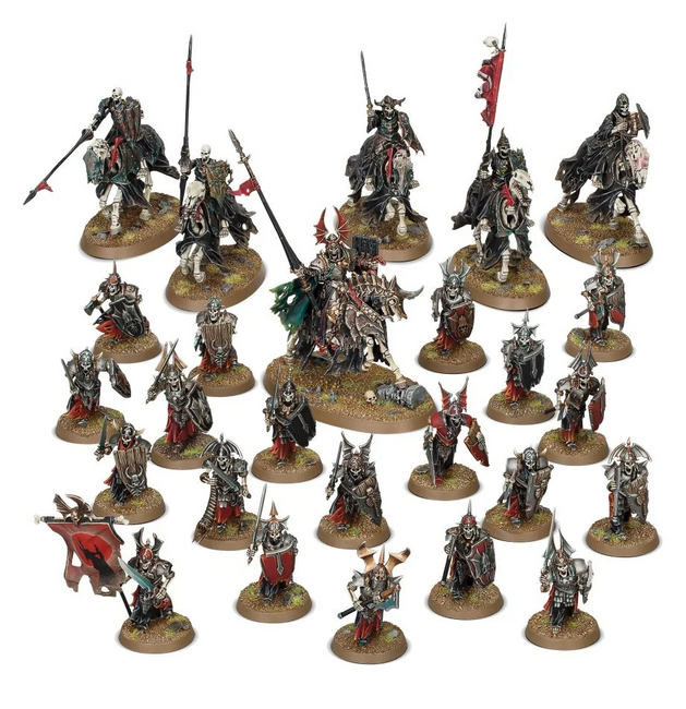 70-77 Start Collecting!: Soulblight Gravelords