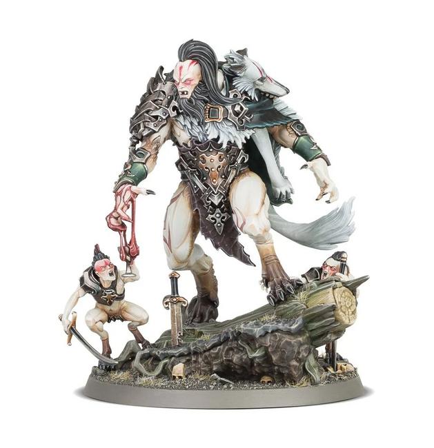 91-56 Soulblight Gravelords: Radukar the Beast