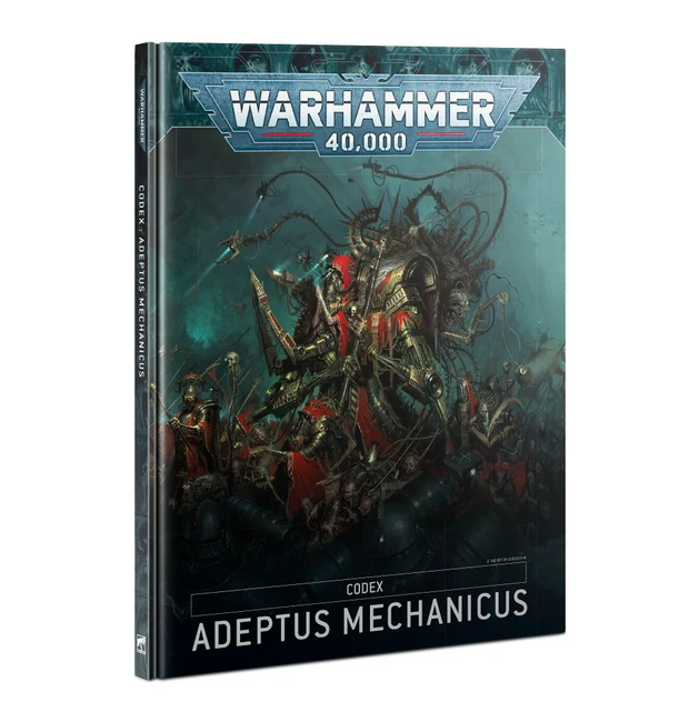 59-01 Adeptus Mechanicus: Codex HB