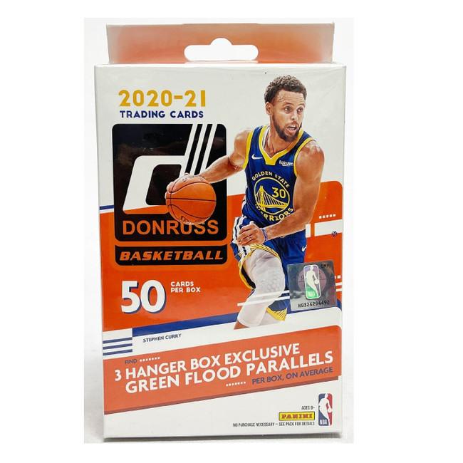 2020-21 Donruss Basketball Hanger Box