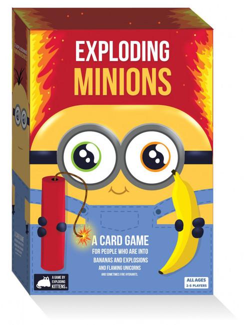 Expoloding Minions