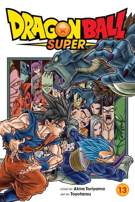 Dragon Ball Super Vol 13