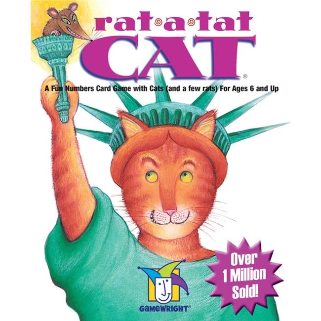 Rat a Tat Card Game