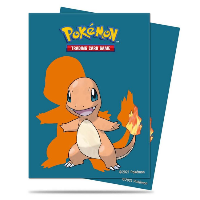 Pokemon Charmander Deck Protector Sleeves