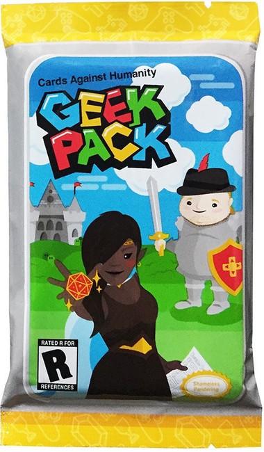 CAH Geek Pack