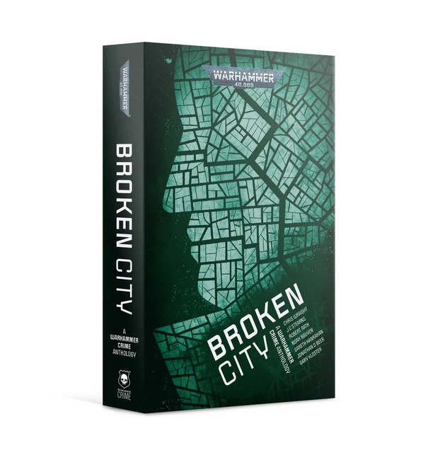 BL2903 Broken City PB