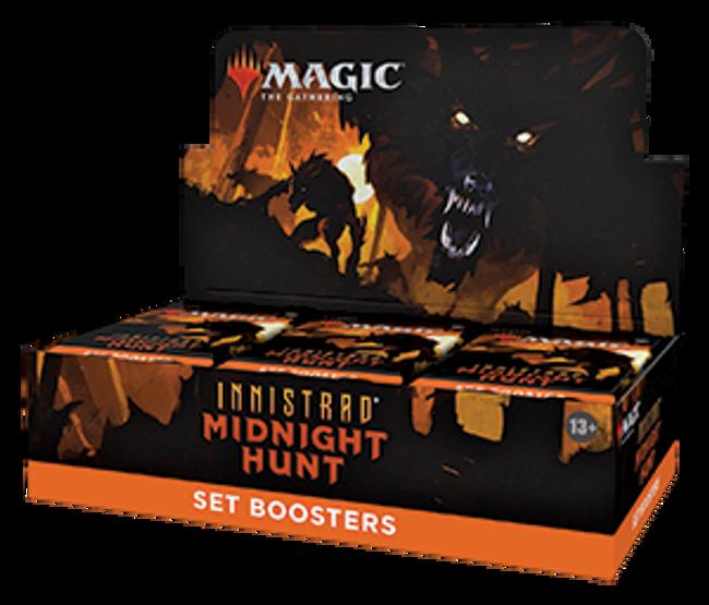 IMH: Set Booster Box & Buy a Box Promo Foil