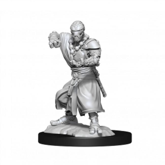 Warforged Monk W14