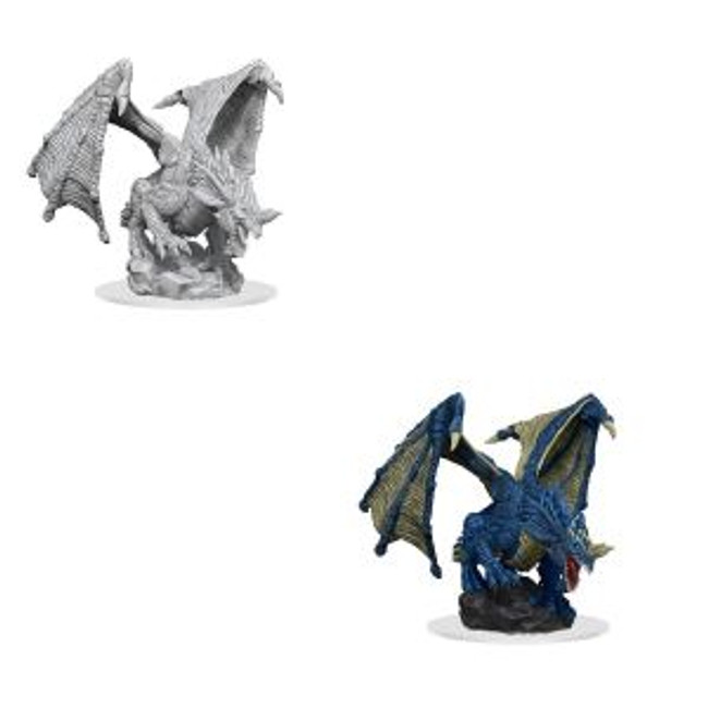 Young Blue Dragon W15