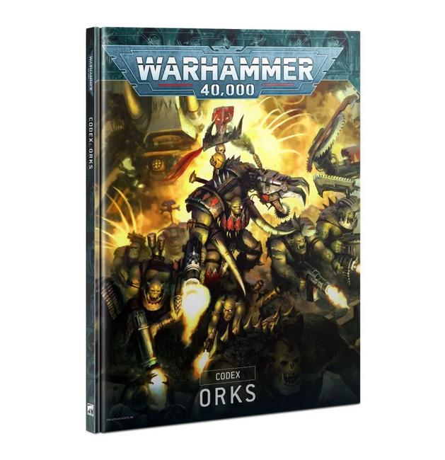 50-01 Codex: Orks HB 2021