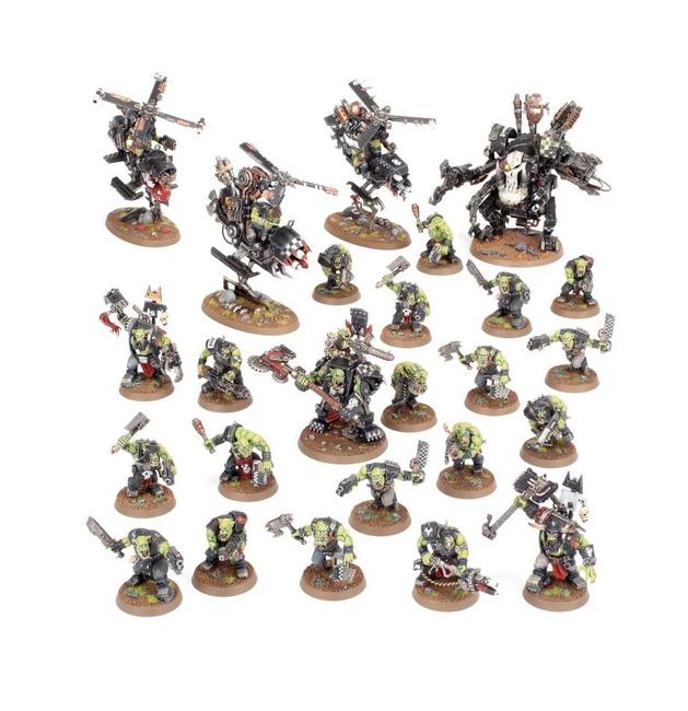 50-43 Combat Patrol: Orks 2021