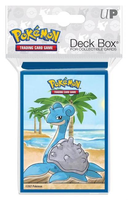 Pokemon Gallery Series: Seaside  Deck Protector Sleeves