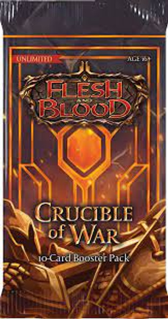 Crucible of War - Unlimited Edition Booster