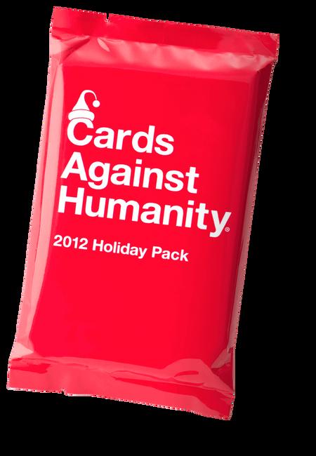 CAH 2012 Holiday Pack