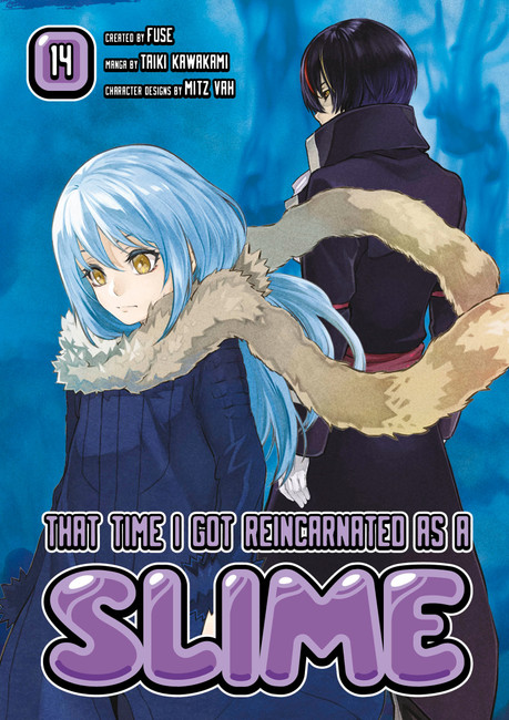 Slime vol 14 (That time I got reincarnated as a)