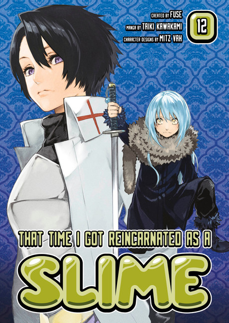 Slime vol 12 (That time I got reincarnated as a)