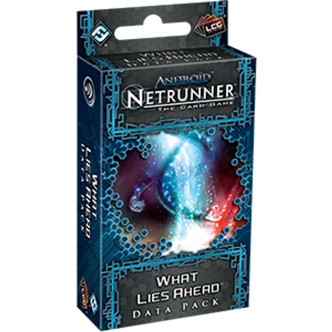 Netrunner: What Lies Ahead Data Pack