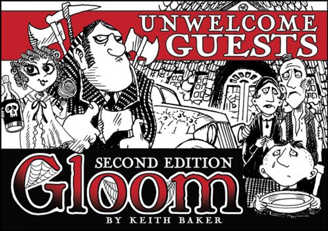 Gloom 2nd Edition: Unwelcome Guests