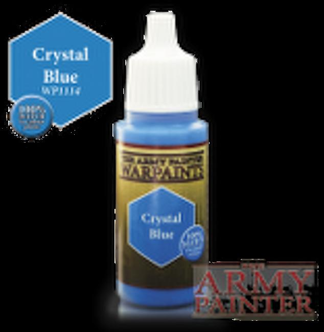 Crystal Blue paint pot